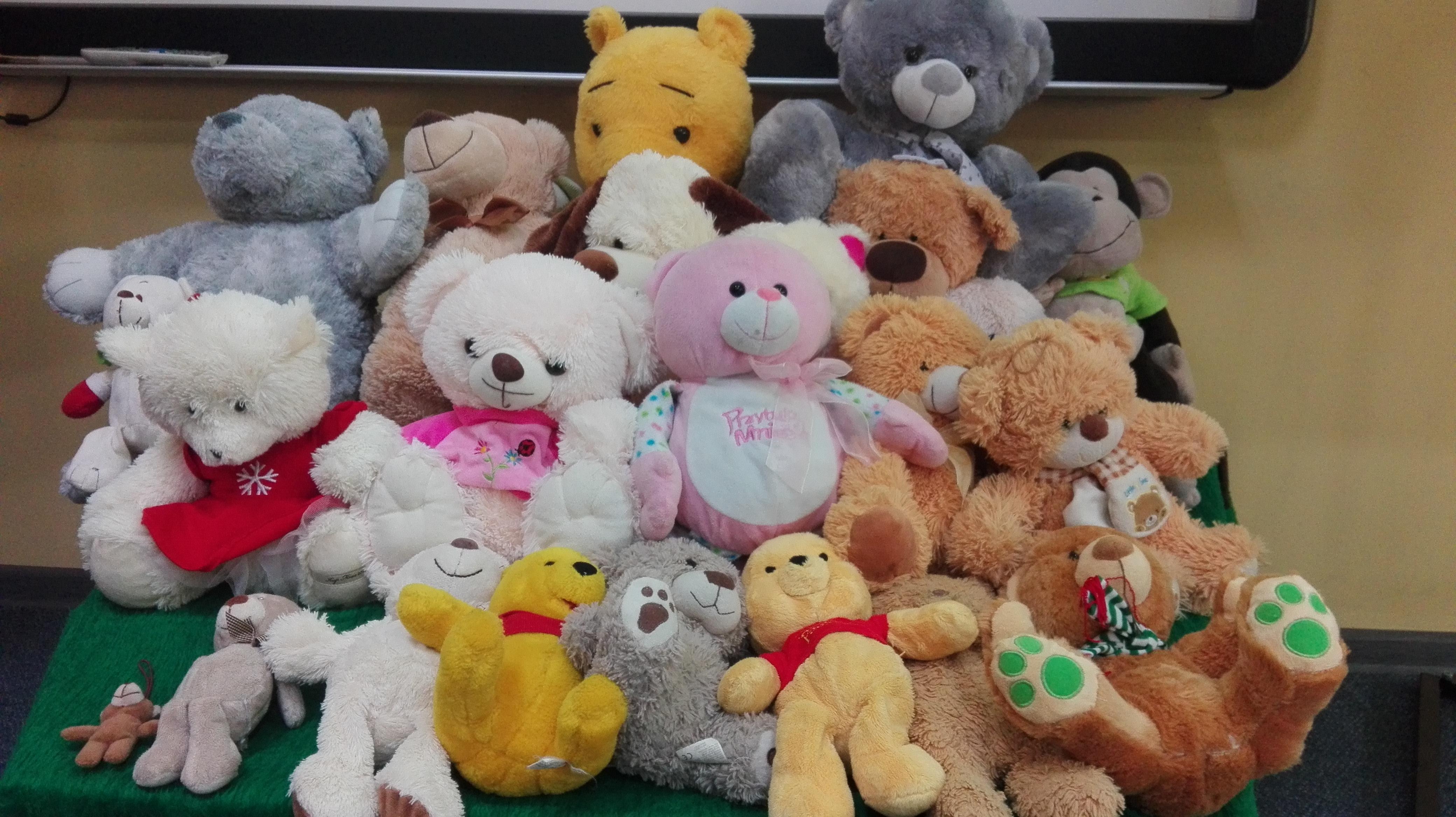 Dzień Pluszowego Misia W Bibliotece Dziecięcej Przedszkole